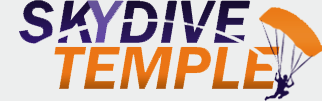 Skydive Temple Logo